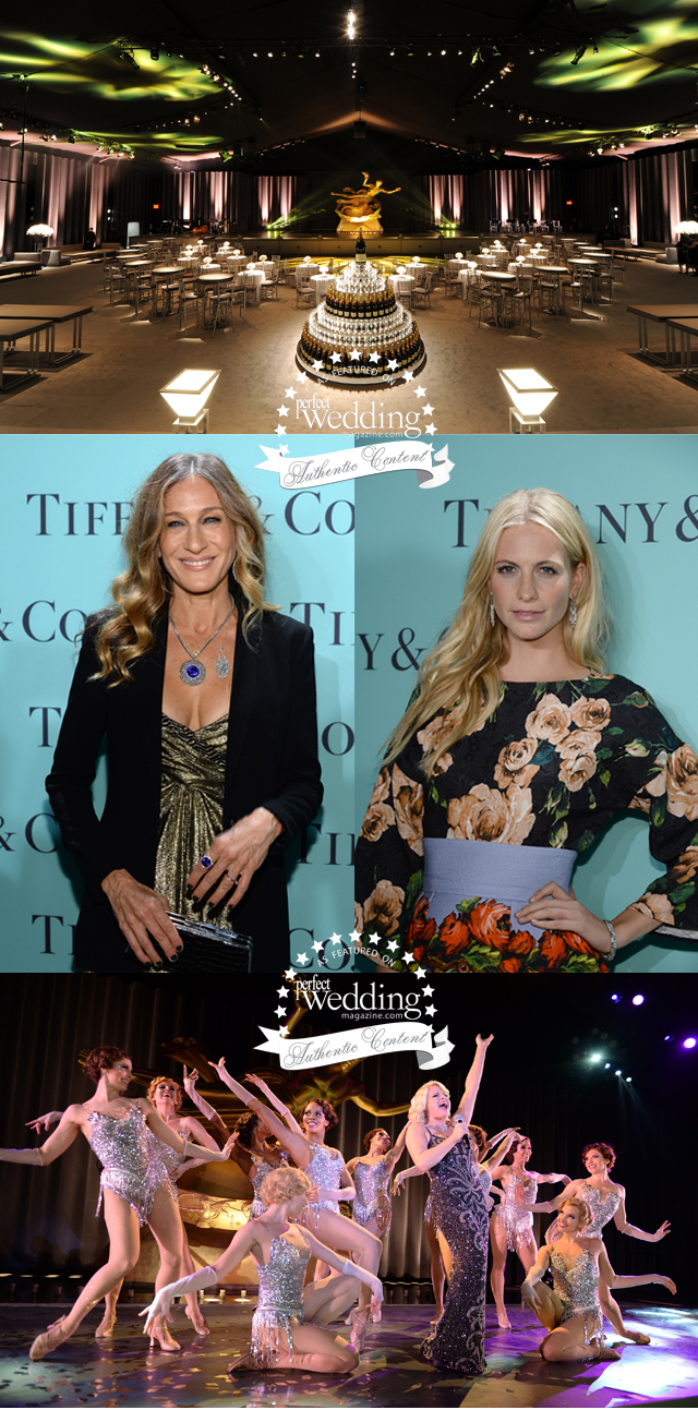 Tiffany & Co. Blue Book Party in New York