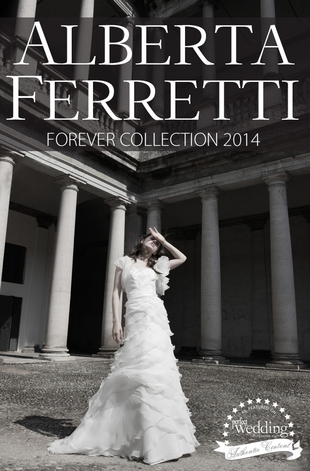 Alberta Ferreti Forever Bridal Collection