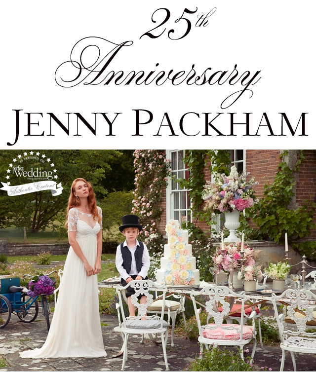 25th Anniversary Jenny Packham