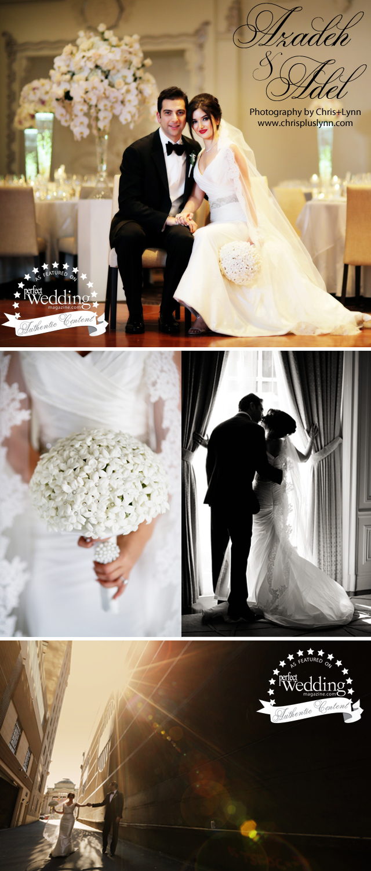 Azadeh&Adel, Perfect Love, ChrisplusLynn Photographers, Perfect Wedding Magazine