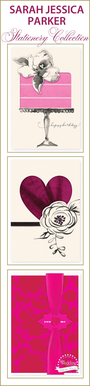 SJP Stationery collection, Hallmark, Perfect Wedding Magazine, Wedding Stationery