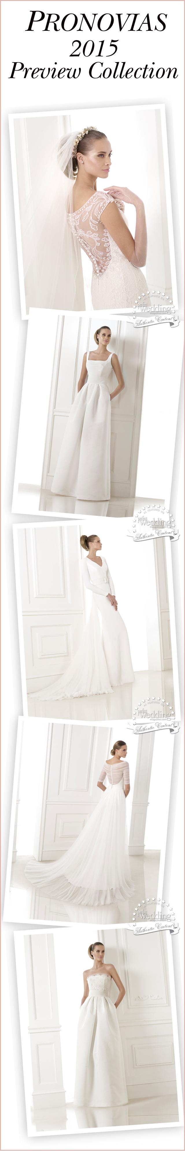 Pronovias, Atelier Pronovias, Pronovias 2015 Preview collection, Perfect Wedding Magazine, Perfect wedding blog, 2015 Bridal Fashion
