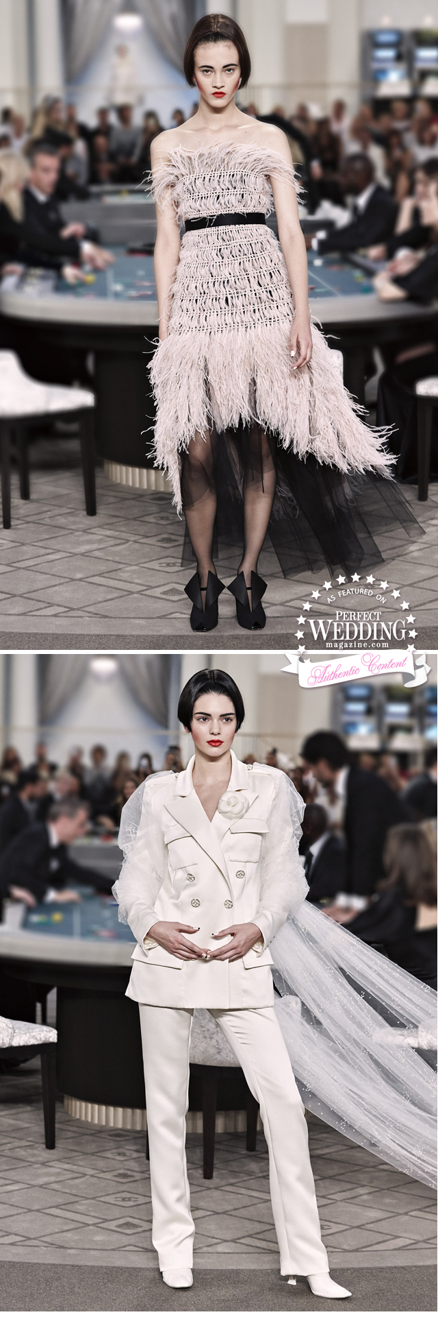 Chanel, Chanel Haute Couture, Chanel Fall Winter Haute Couture, Paris Fashion Week, Perfect Wedding Magazine, Perfect Wedding Magazine blog