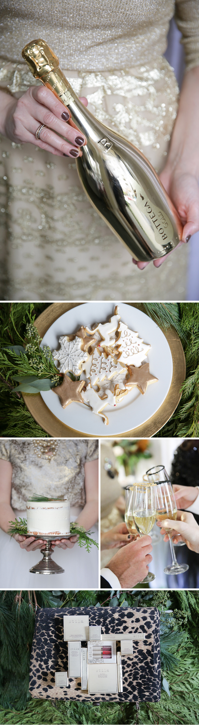 Nadia Albano, Perfect Wedding Magazine, Christmas 2015