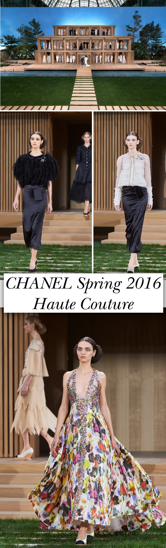 Chanel, Chanel Spring Summer 2016, Haute Couture, Chanel Haute Couture, Perfect Wedding Magazine, Perfect Wedding Blog, Couture Bride