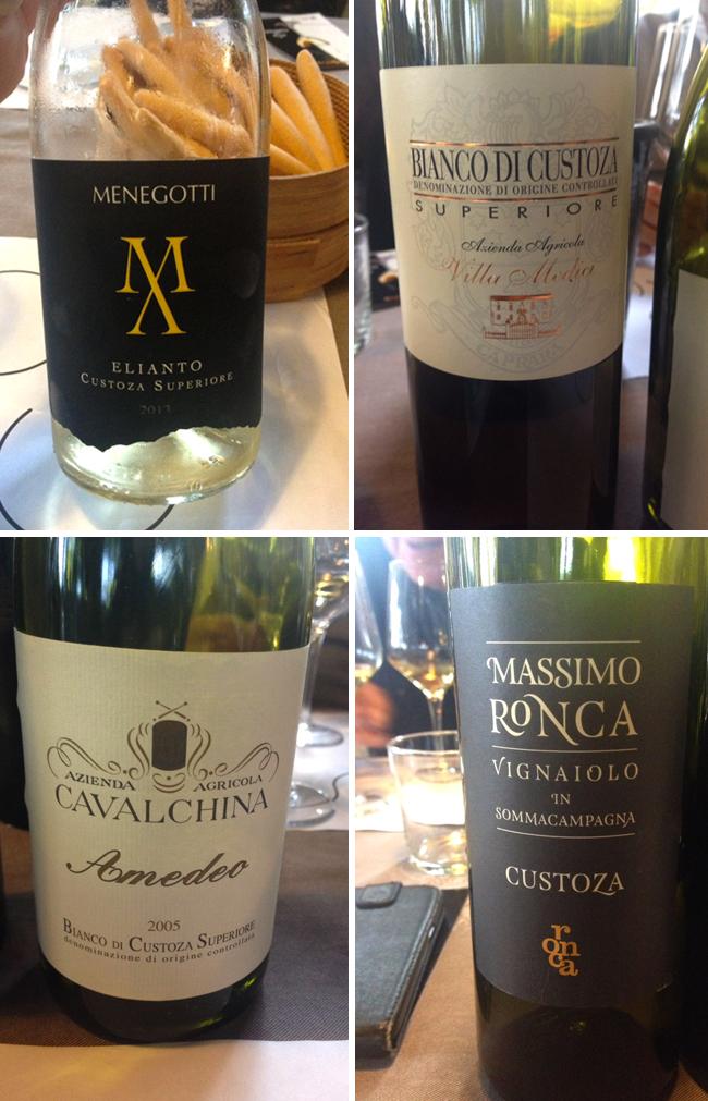 Custoza, Custoza Wines, Fish&Chef, Perfect Wedding Magazine, Lago Di Garda, Lago di Garda Wines, Bianco di Custoza