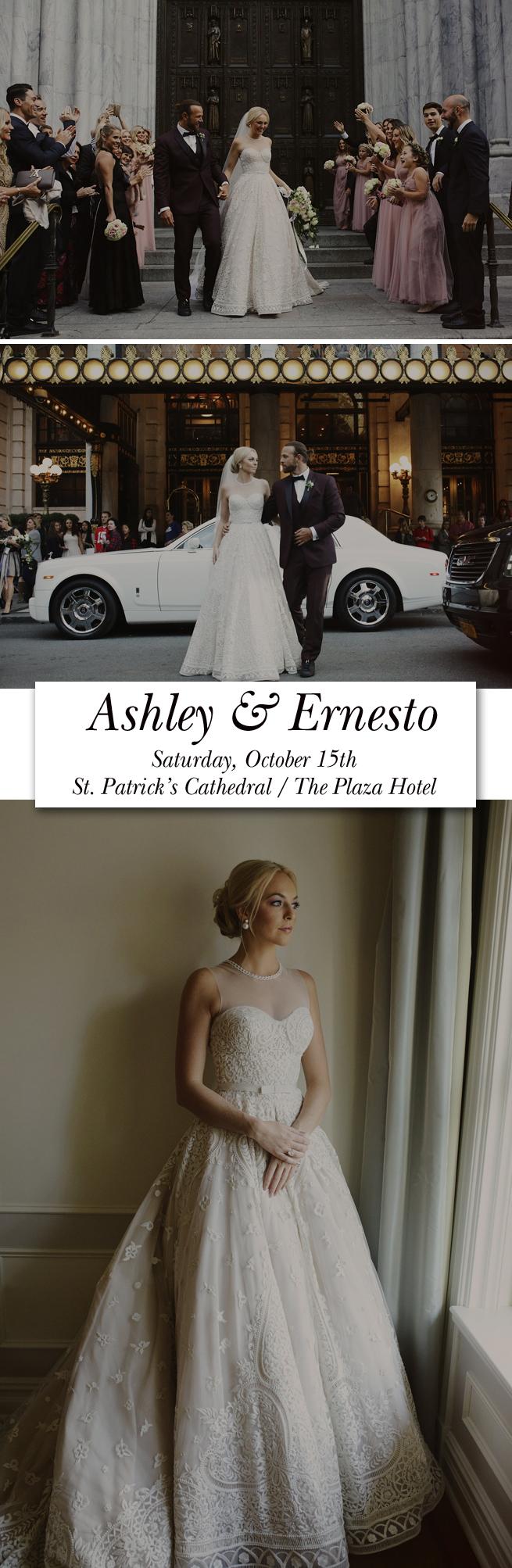Ashely Taylor Cooper & Ernesto Arguello