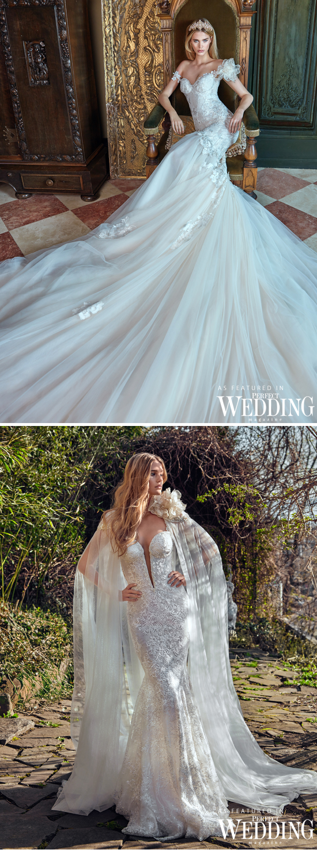 Galia Lahav, Le Secret Royal, Couture Bride, Bridal Gowns, Perfect Wedding Magazine, Perfect Wedding Blog