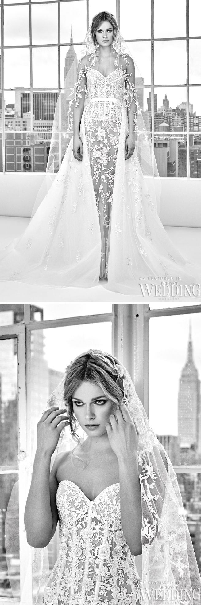 Zuhair Murad, Zuhair Murad Bridal Collection, Zuhair Murad Wedding Gowns, Zuhair Murad Summer 2018 Bridal Collection, Wedding Gowns, Perfect Wedding Magazine, Perfect Wedding Blog, Zuhair Murad Bride