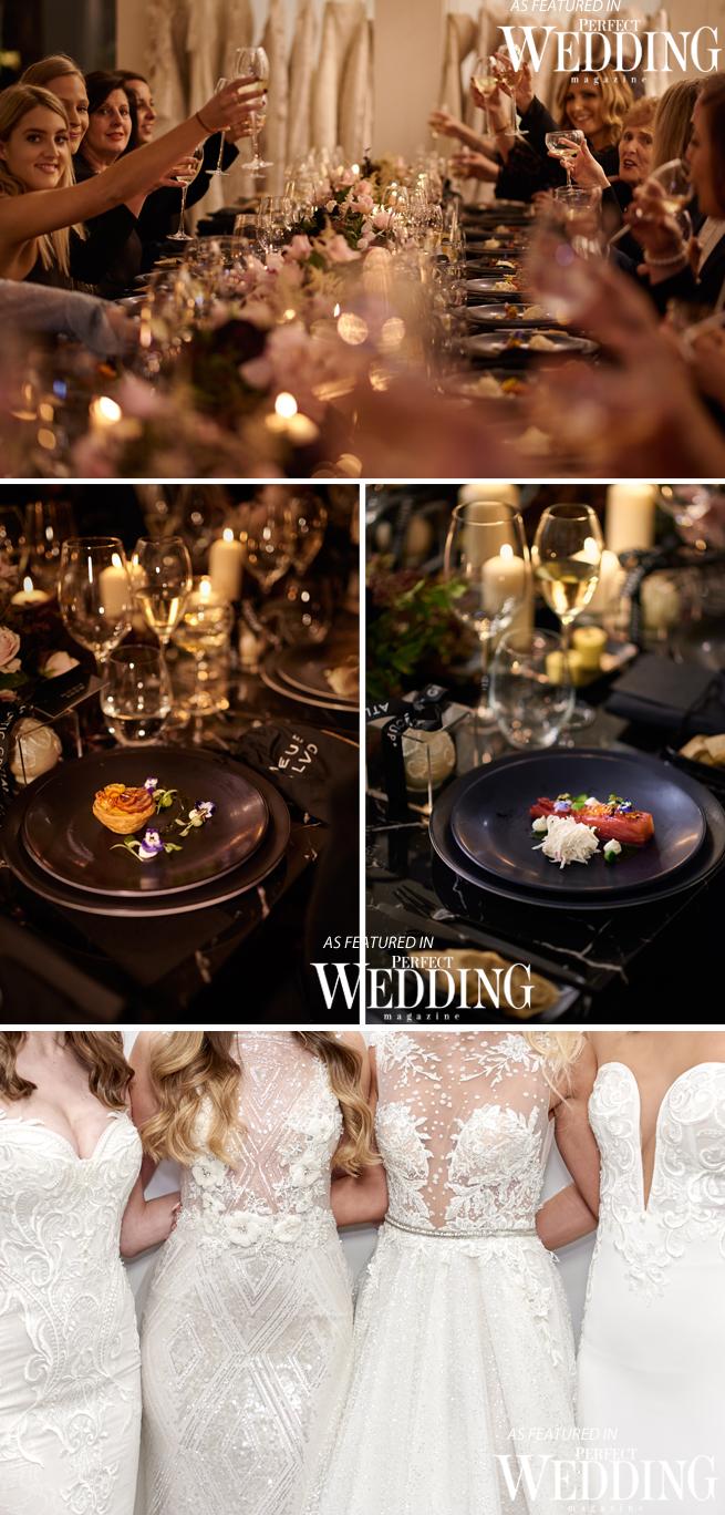 Raffaele Ciuca Bridal, Muse by Berta, Australia Weddings, Australia Bride, Perfect Wedding Magazine, Perfect Wedding Blog