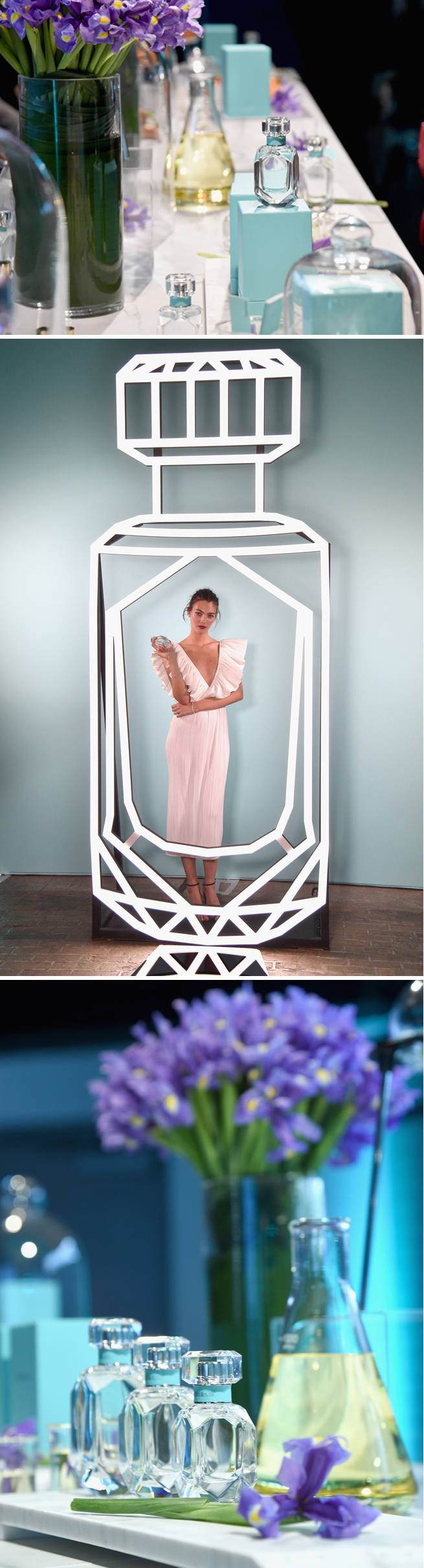 Perfect Wedding Magazine, Perfect Wedding Blog, New York Fashion Week, Tiffany&Co, Tiffany Fragrance, Bridal Fragrance, Arts, Entertainment,