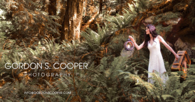 Gordon S Cooper ~ Creative Director and Editor for Perfect Wedding Magazine