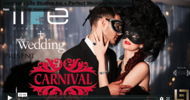 Life Studios - The Dream with Perfect Wedding Magazine