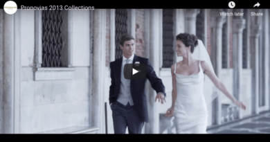 Perfect Wedding Magazine Pronovia 2013 video