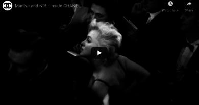 Marilyn Monroe Chanel No.5