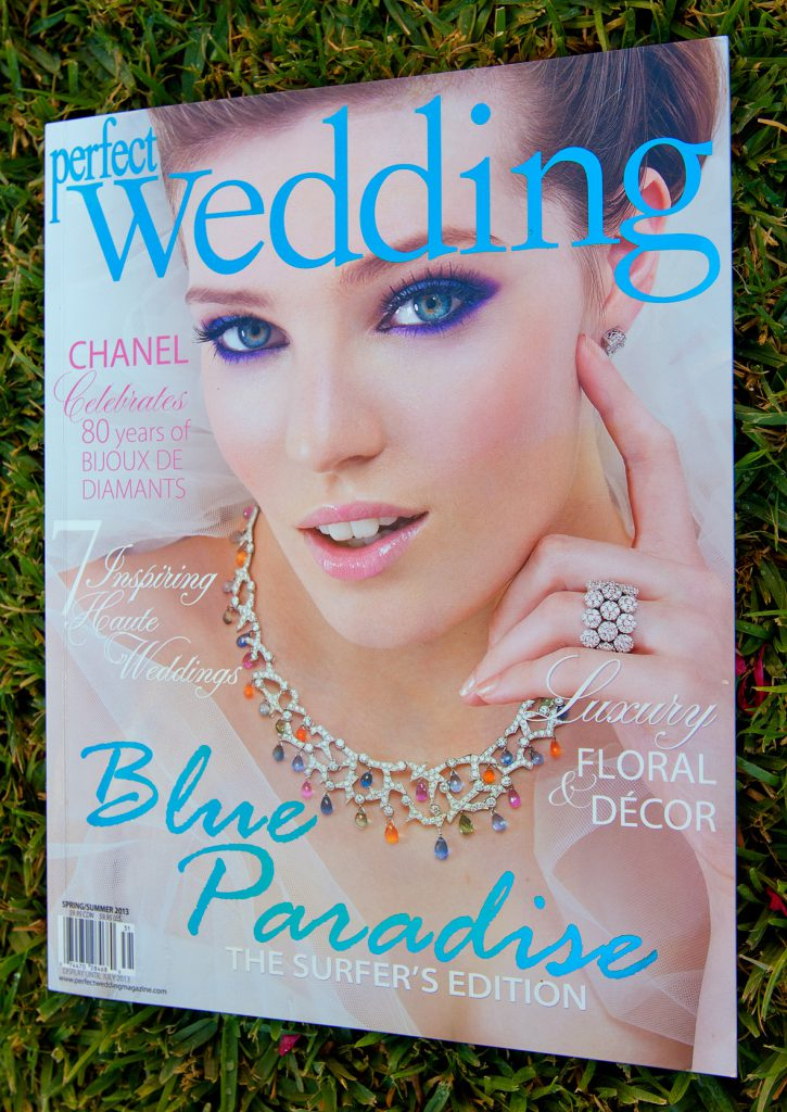 Perfect Wedding SS13 COVER