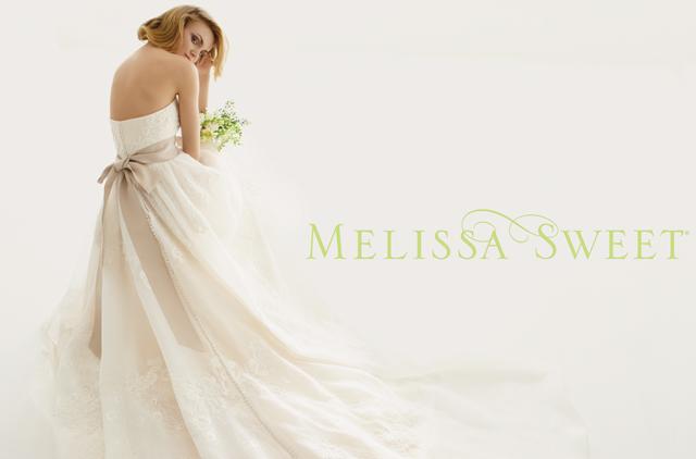 Melissa Sweet David's Bridal in Perfect Wedding Magazine