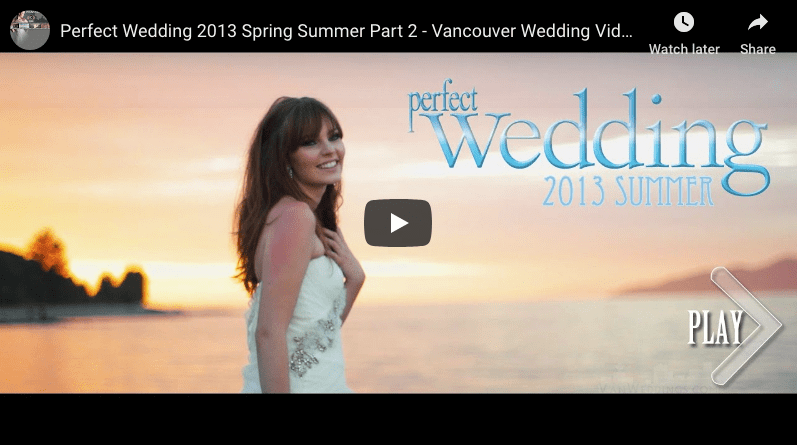 Van Weddings Perfect Wedding Magazine