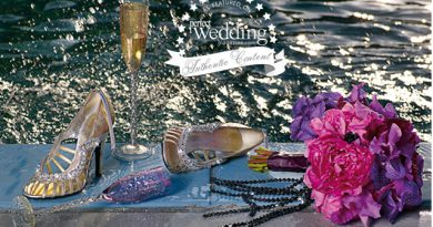 Giuseppe Zanotti, Perfect Wedding Magazine, Unbridaled The Marriage of Tradition with Avant Garde