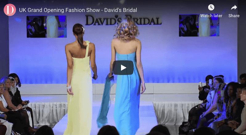 Davids Bridal UK Perfect Wedding Magazine
