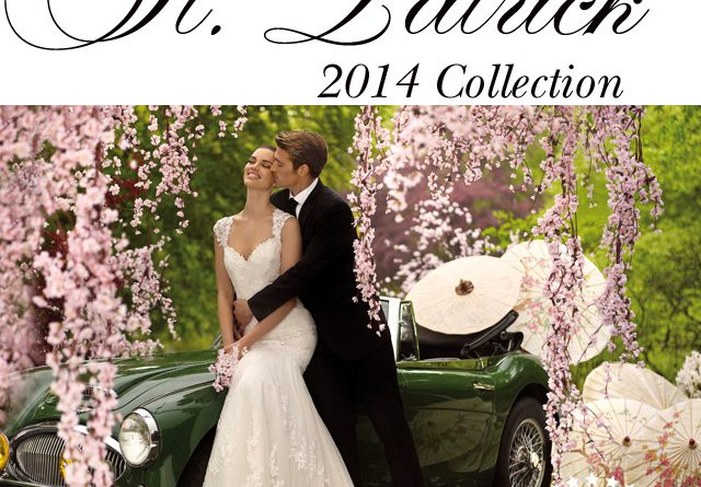St. Patrick 2014 collection, Pronovias, Perfect Wedding magazine, Fashion, Bridal Gowns