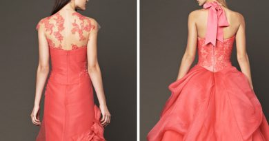 Vera Wang, Fall 2014 Bridal, New York Bridal Week, Perfect Wedding magazine, Fashion, Pink gowns
