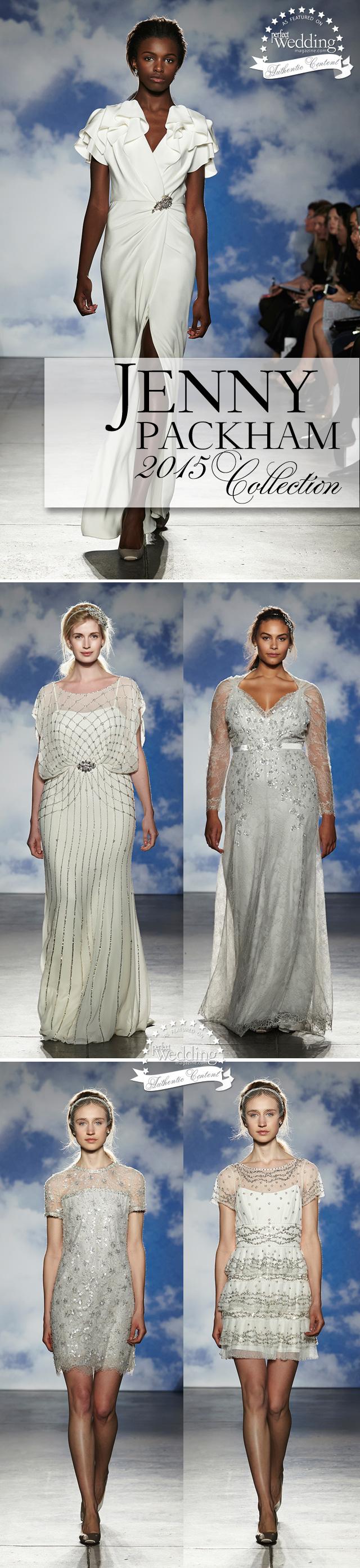 Jenny Packham, Jenny Packham 2015 Bridal collection, Perfect Wedding magazine, Perfect Wedding Magazine Blog, Wedding Gowns, Bridal Fashion