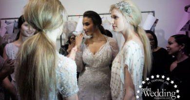 Jenny Packham, Jenny Packham 2015 bridal collection, Jenny Packham backstage bridal collection, Perfect Wedding magazine, perfect wedding magazine blog, 2015 bridal collections