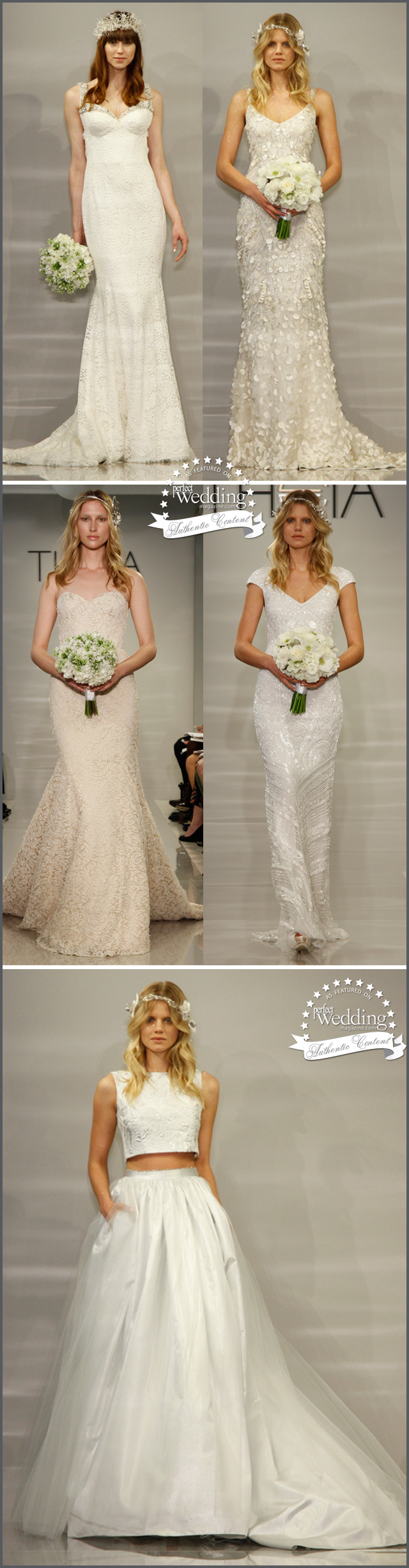 Theia, Theia Spring 2015, Perfect Wedding magazine, Perfect Wedding Blog, Perfect wedding magazine blog, New York Bridal Week