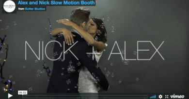 Perfect Wedding Butter Studios Slow-Mo