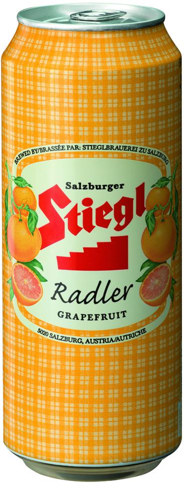 Stiegl-Grapefruitradle Beer