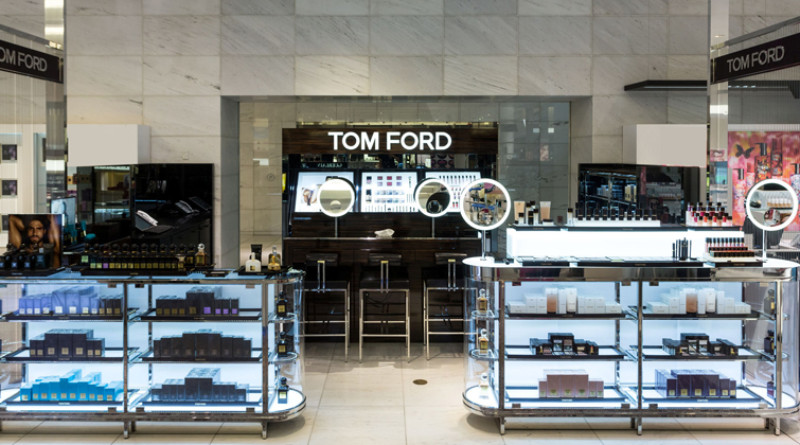 Tom Ford Beauty Vancouver