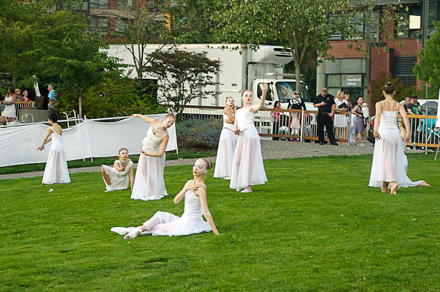 Diner En Blanc, David Lam Park, Daniella Guzzo Photography
