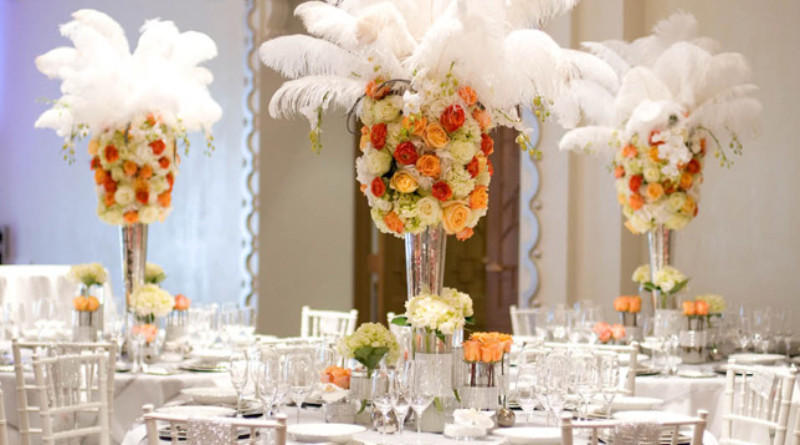 LUXURY WEDDING DECOR