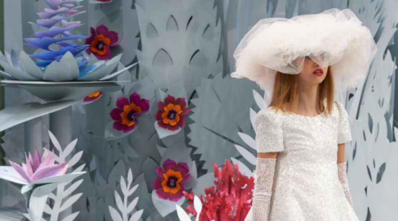 Chanel, Chanel Spring Summer 2015 collection, Haute Couture, Fashion, Haute Couture Bride, Perfect Wedding Magazine