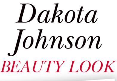 Dakota Johnson, Chanel, Chanel Beauty, Chanel Haute Couture Fall Winter 2015, Golden Globes Awards, Perfect Wedding Magazine