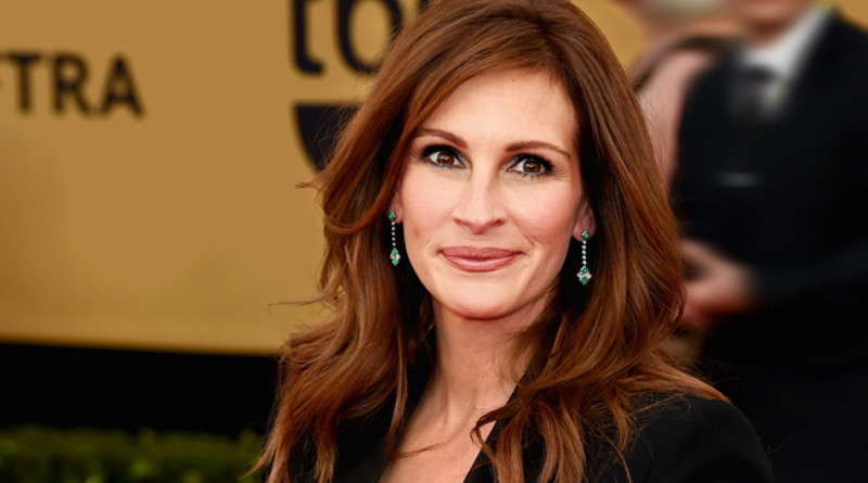 Julia Roberts, SAG Awards, Tiffany & Co., Perfect Wedding Magazine, Perfect Wedding Magazine Blog, Tiffany & Co. Jewellery