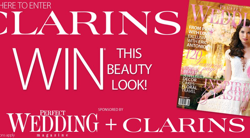 CLARINS Cover Beauty Look Sweepstakes