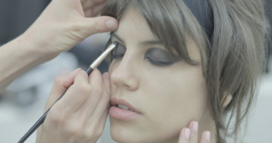 Chanel, Backstage Chanel, RTW Fall/Winter 2015 Show, Beauty, Beauty Tips, Perfect Wedding Magazine