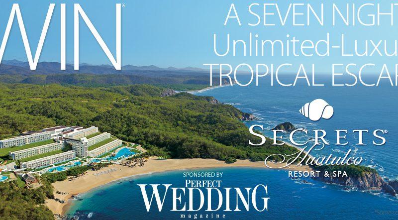 Perfect Wedding Magazine's Luxury Travel Giveaway!