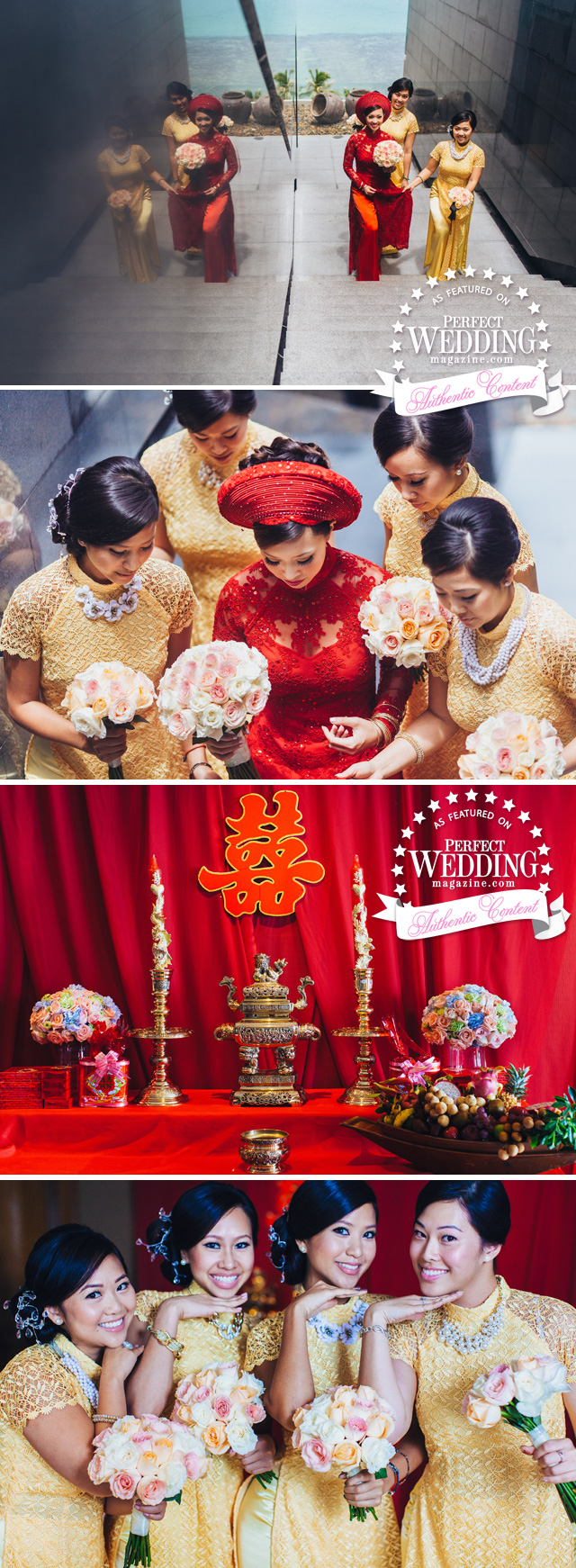 Liam Collard, Luxury weddings in Thailand