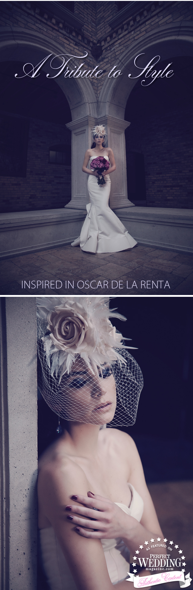 A Tribute to Style (Part 1),Oscar de la Renta, Oscar de la Renta Wedding Décor, Wedding Décor, Floral Trends, Weddings in Haciendas, Perfect Wedding Magazine Blog
