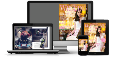 Perfect Wedding Magazine now available on all mobile devices!