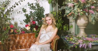 Claire Pettibone, The Gilded Age, Perfect Wedding Magazine, Bridal fashion, Bridal Fall 2016, Bridal Trends