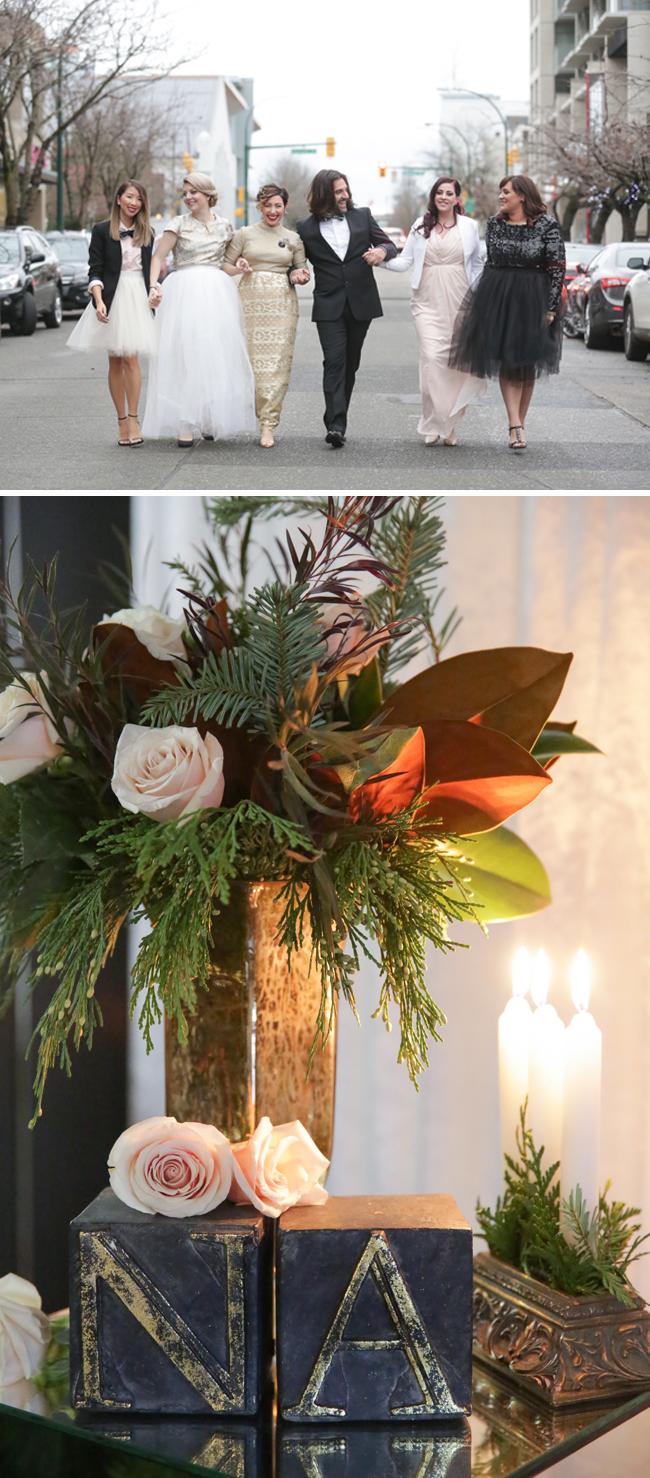 Nadia Albano Style Inc, Perfect Wedding Magazine