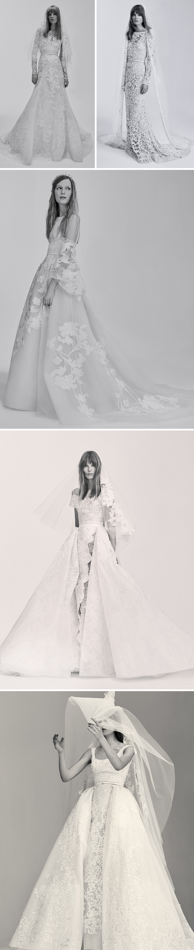 Elie Saab, Elie Saab Bridal, Bridal Gowns, Perfect wedding Blog, Perfect Wedding Magazine, Bridal Fashion, Oui, Haute Couture