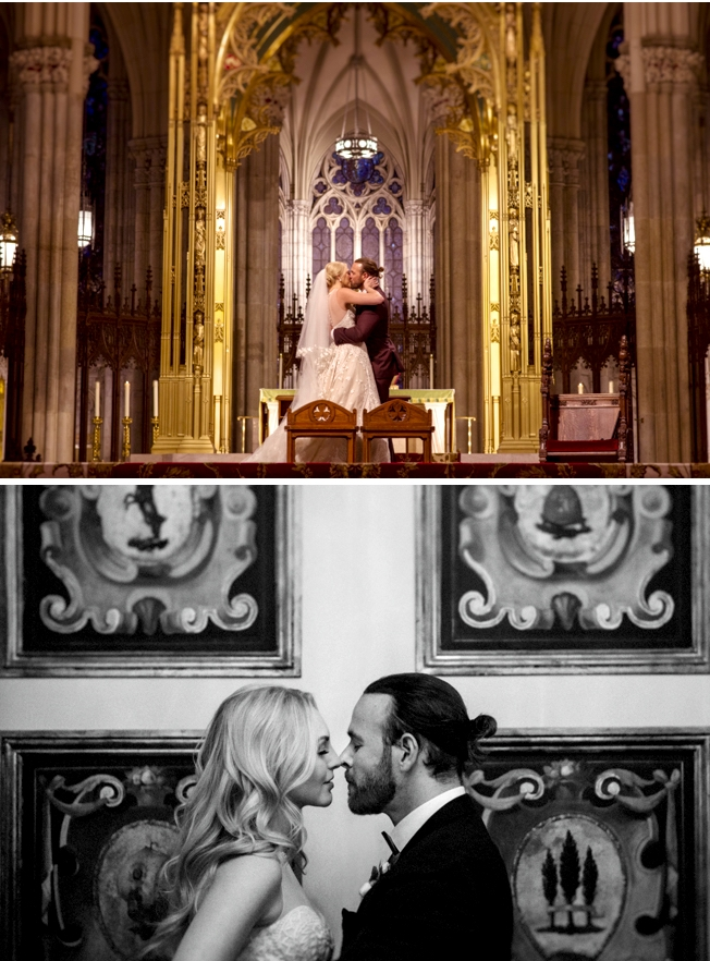 Ahley and Ernesto Wedding NYC