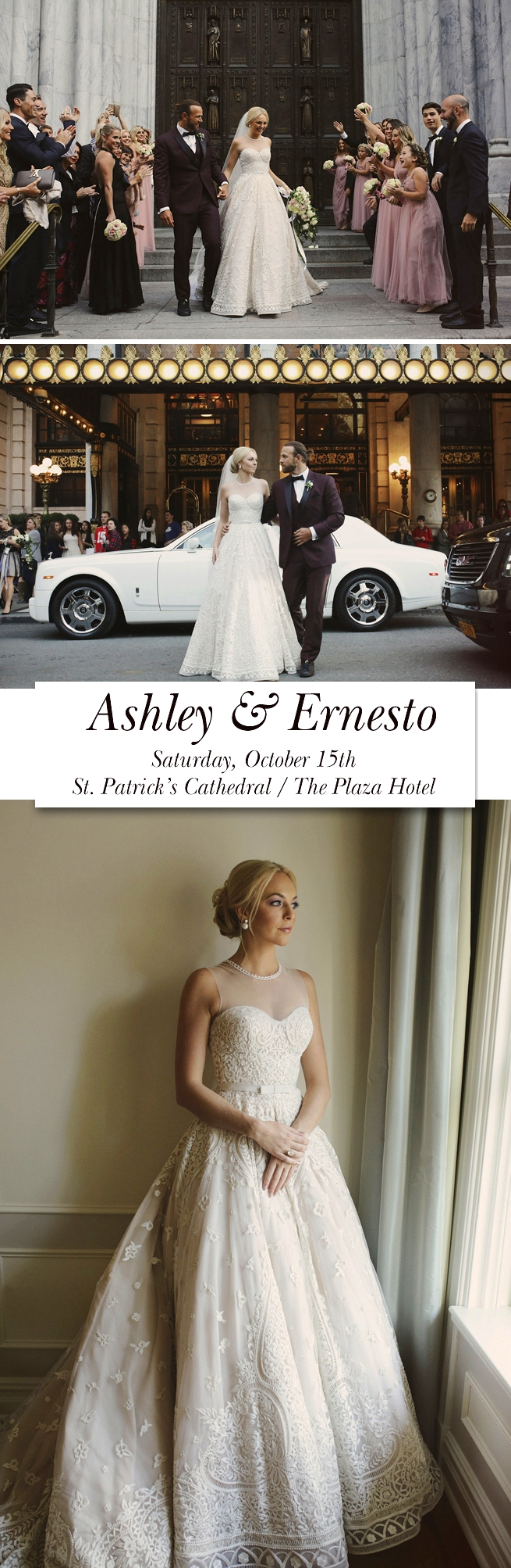Perfect Wedding Ashley Ernesto