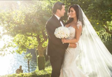 CHARLOTTE & PIERRE ~ LAKE COMO DESTINATION WEDDING