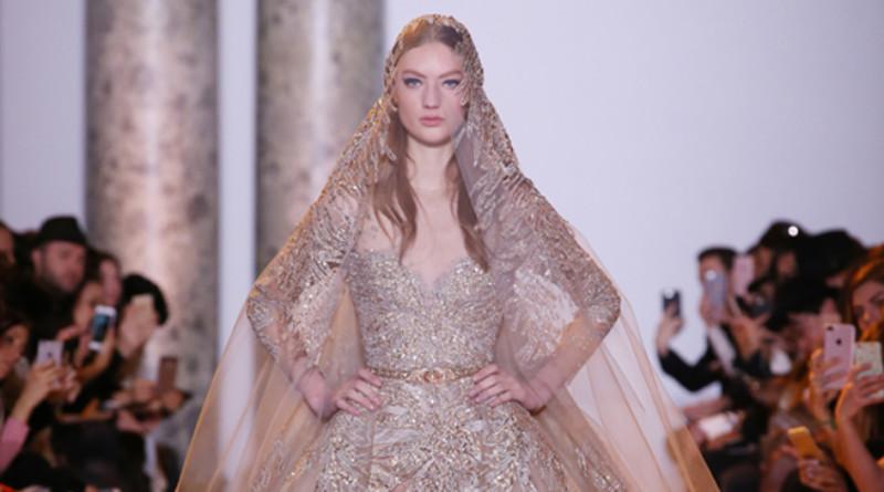 Elie Saab, Elie Saab Couture, Elie Saab Haute Couture, Elie Saab Spring Summer 2017 Haute Couture, Perfect Wedding Magazine, Perfect Wedding Blog